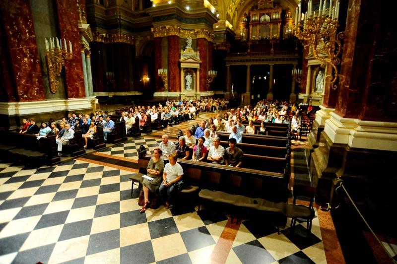 Orgona koncert operaénekkel és fuvolával / Organ Concert